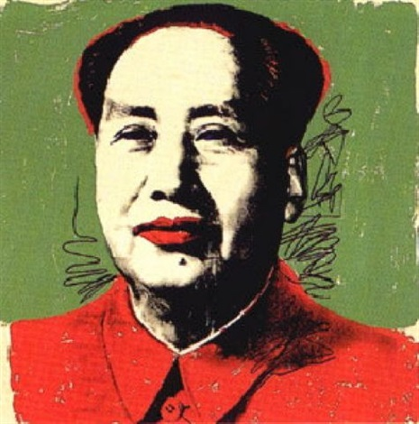 Image result for mao II painting